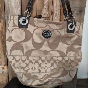 Coach Bucket Style Handbag